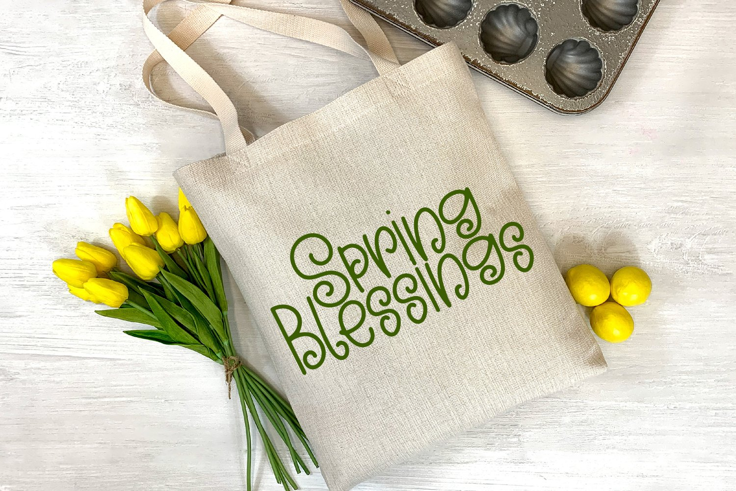 Spring Adventures - A Quirky Hand-Lettered Font example image 3