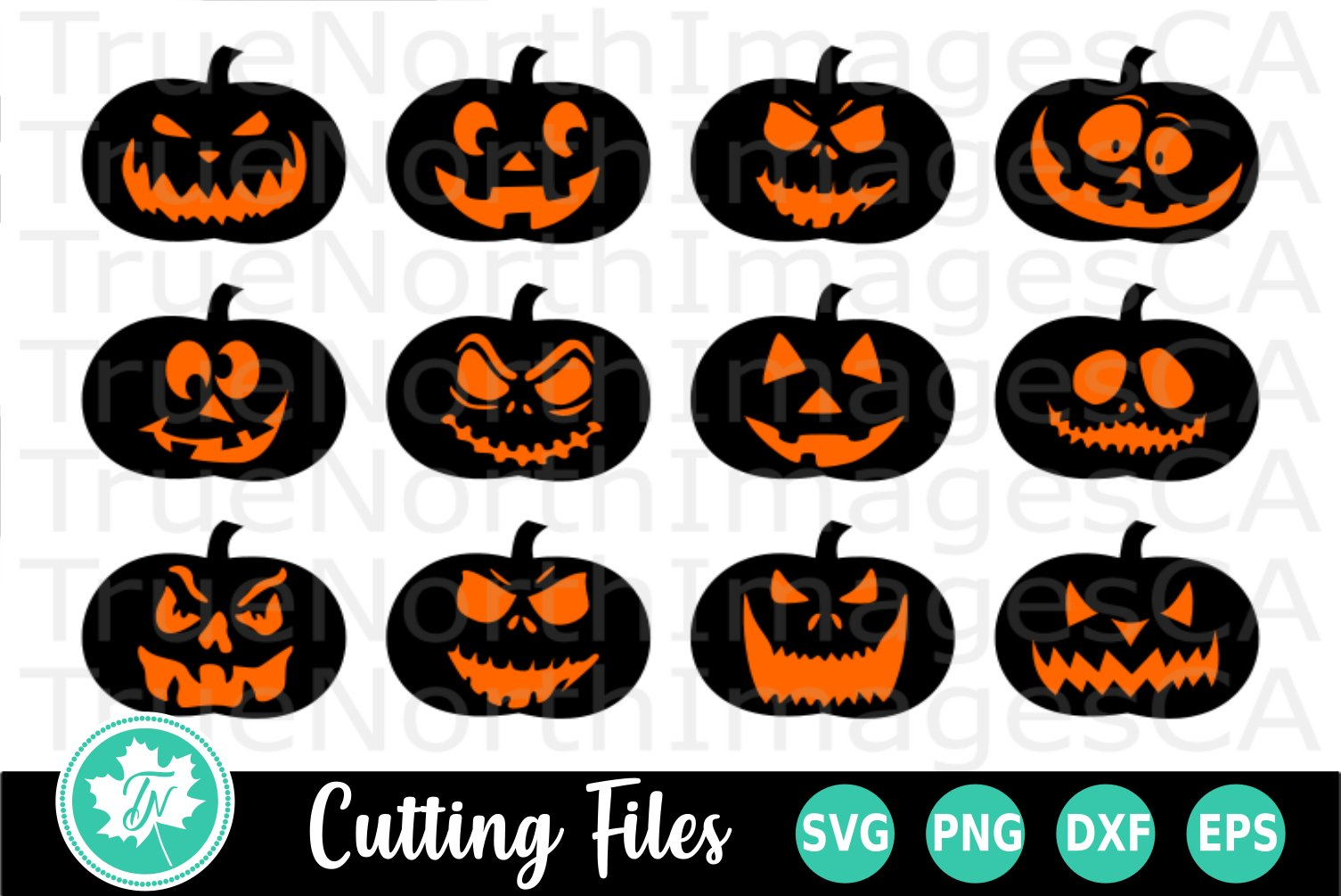Halloween Svg Pumpkin Svg Jack O Lantern Svg 206800 Cut Files Design Bundles