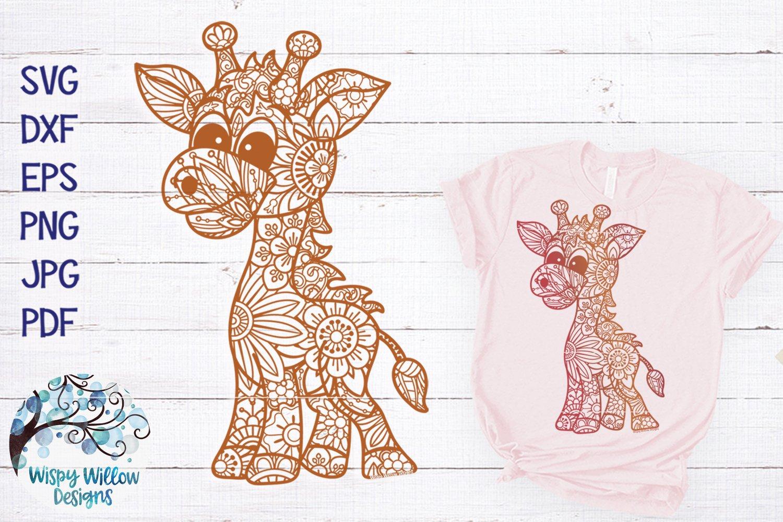 Amazing Animal Zentangle SVG Bundle Vol 3 | Animal Mandalas example image 7