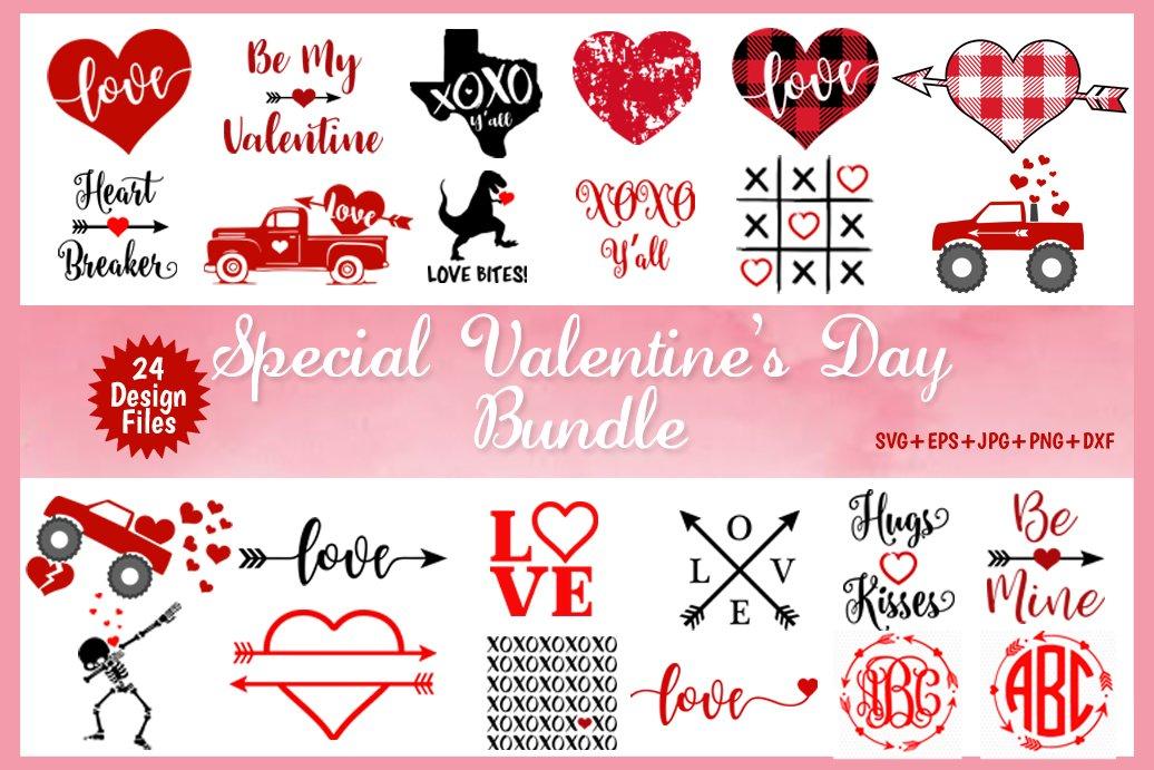 Valentine S Day Svg Bundle Love Svg Files Heart Svg Bundle 176104 Svgs Design Bundles