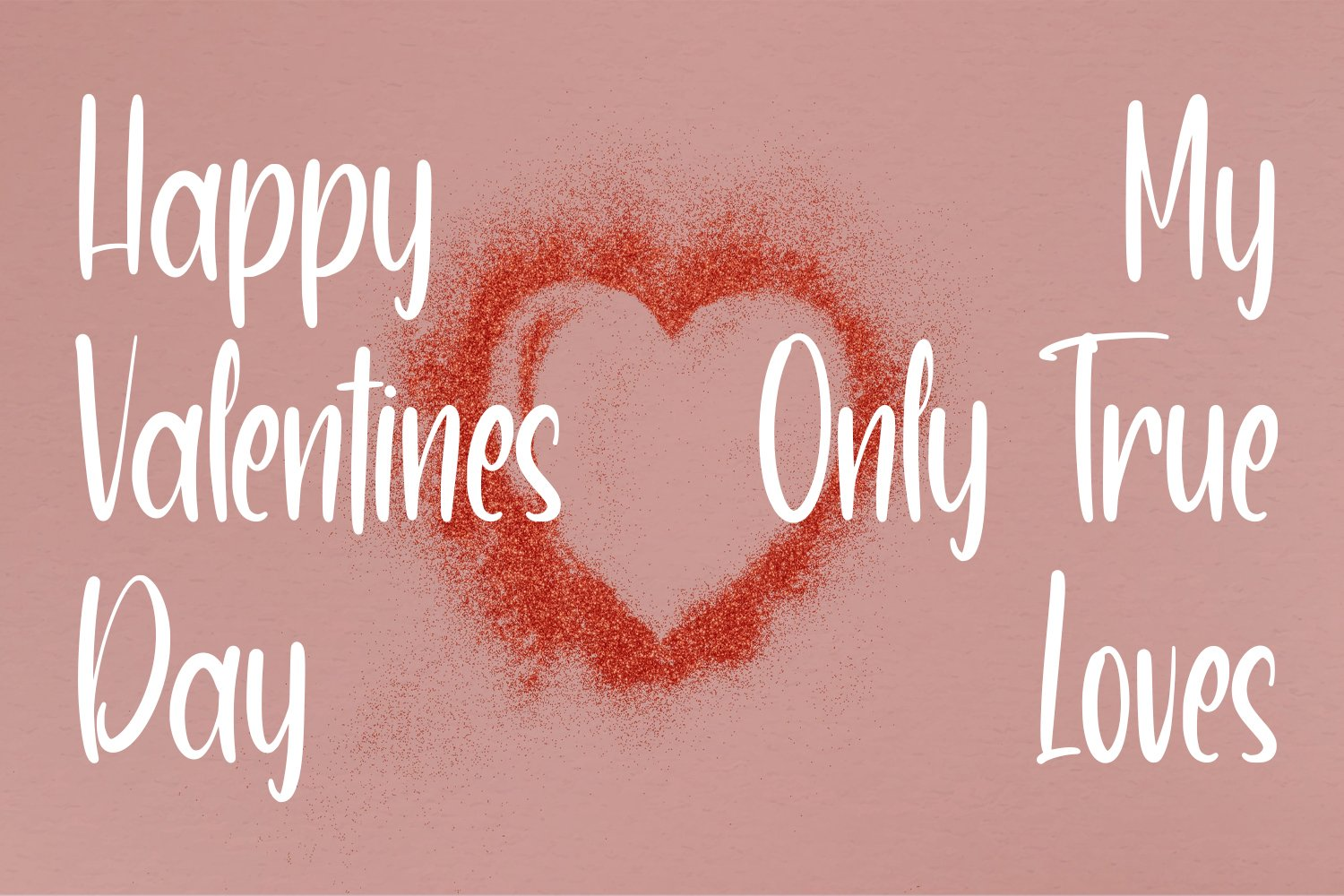 LovelyDay - Pretty Script Font example image 5