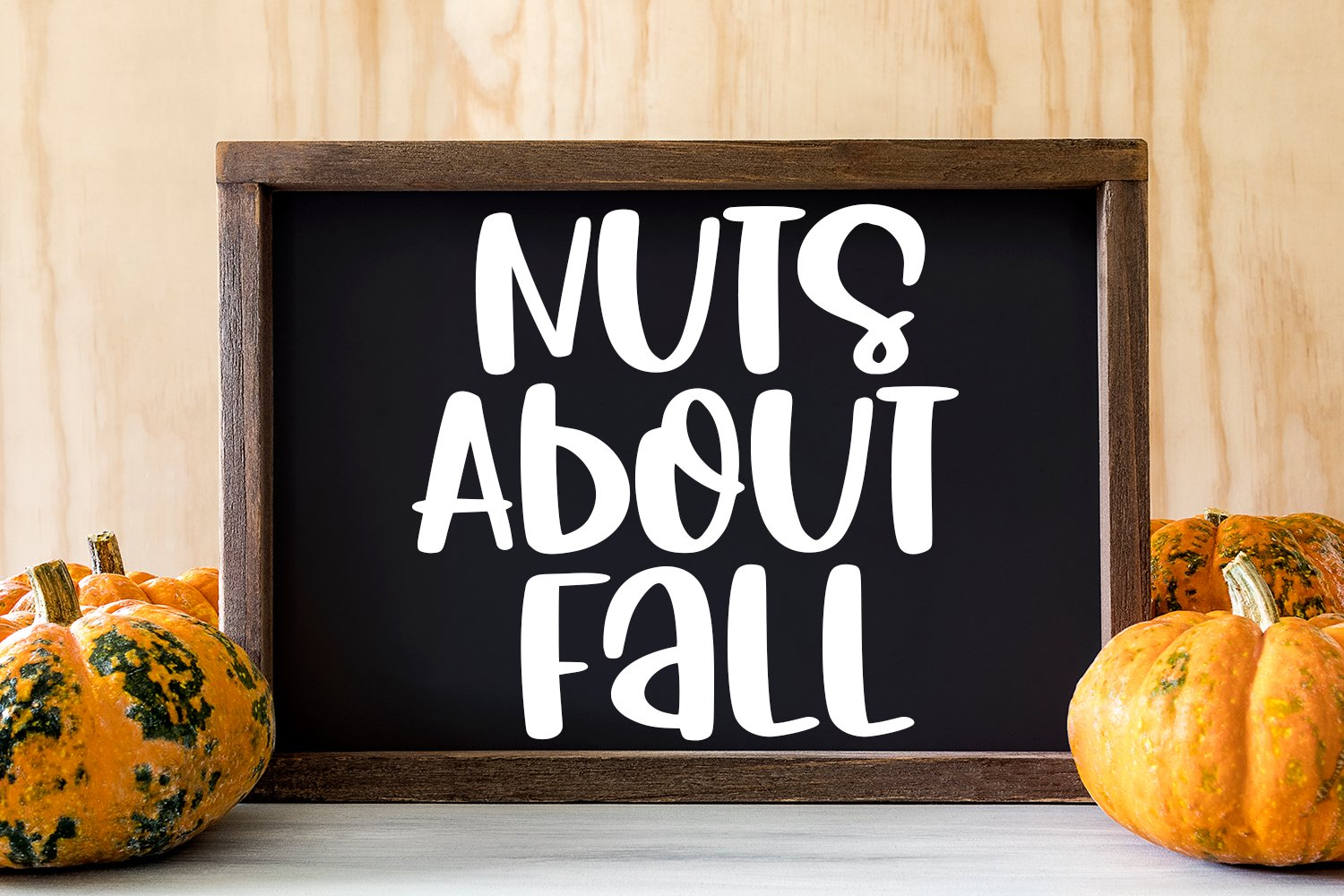 Happy Harvest - A Cute Hand-Lettered Fall Font example image 3