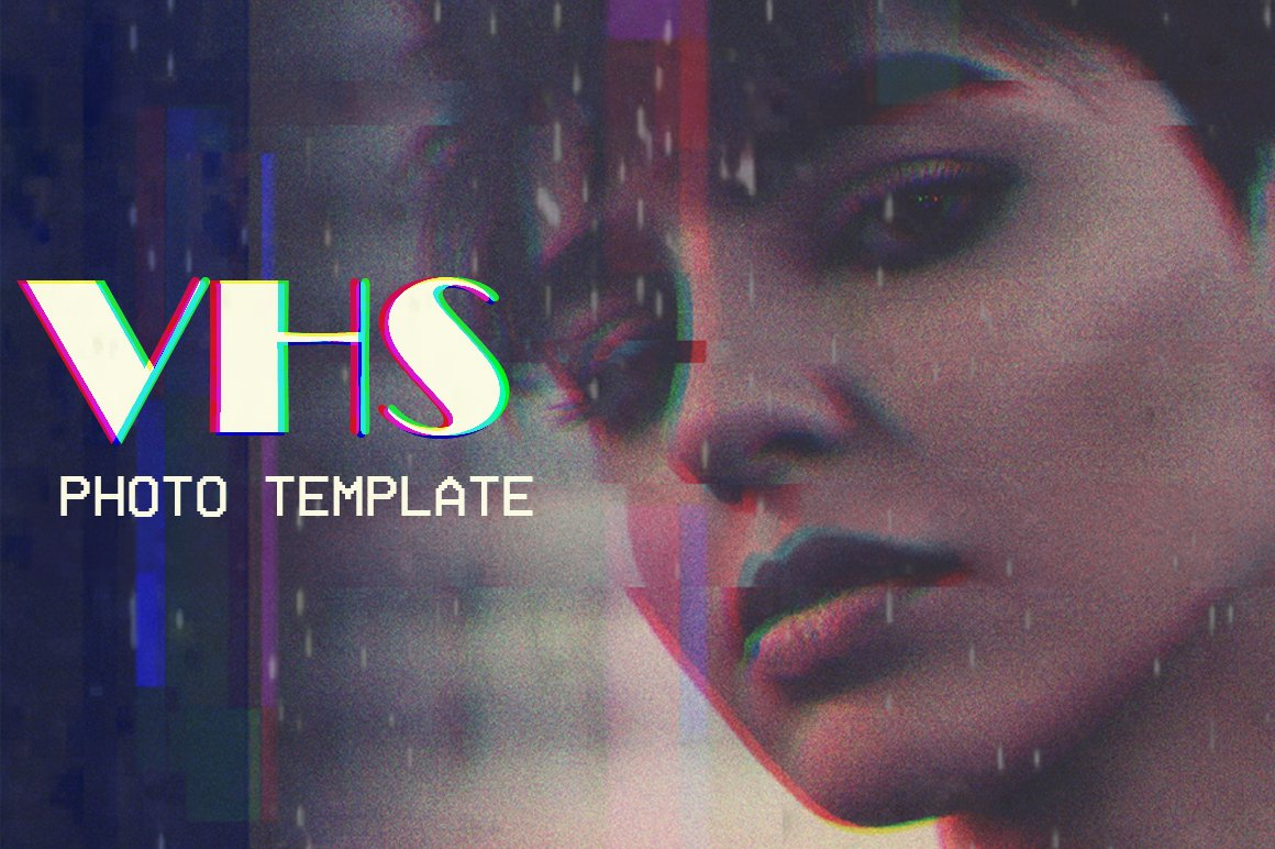 VHS - Photo Template example image 1