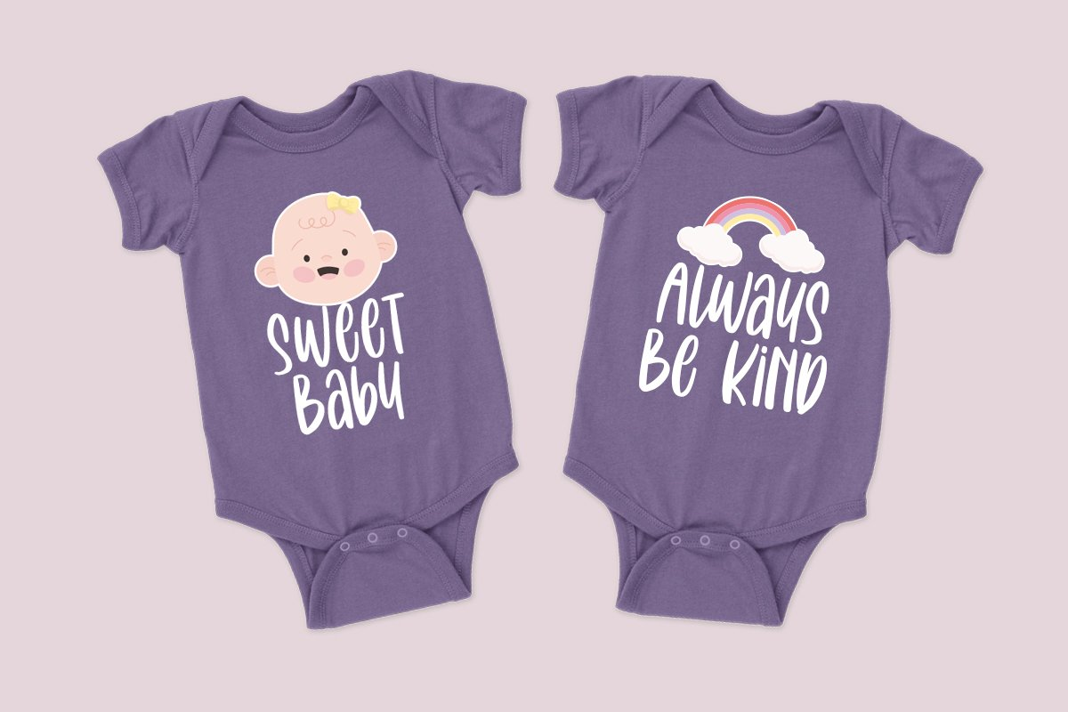 Cute Pinkies | Quirky Font example image 6