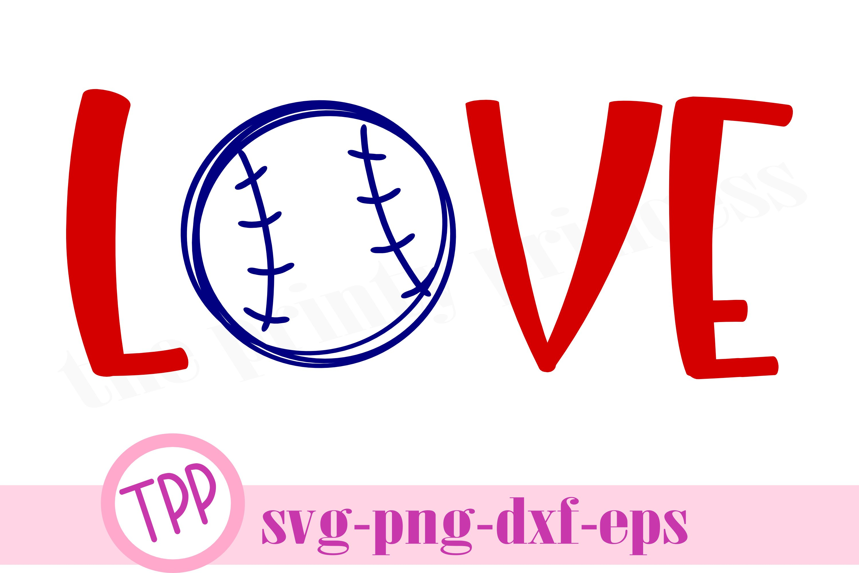 Download Baseball Svg Softball Svg Love Baseball Svg 283385 Svgs Design Bundles