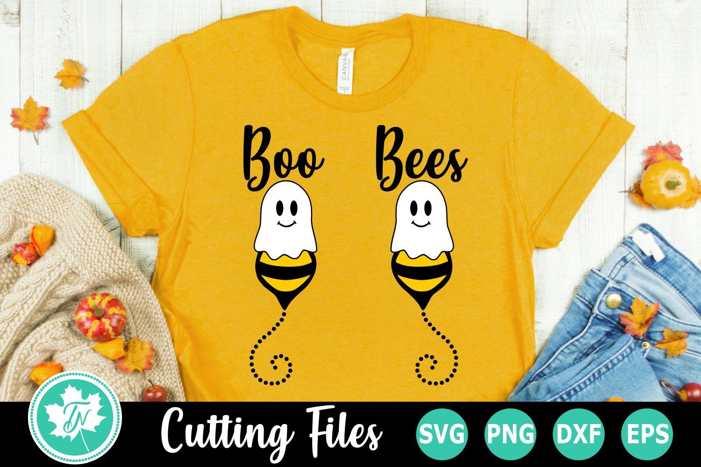 Boo Bees A Halloween Svg Cut File 347889 Cut Files Design Bundles