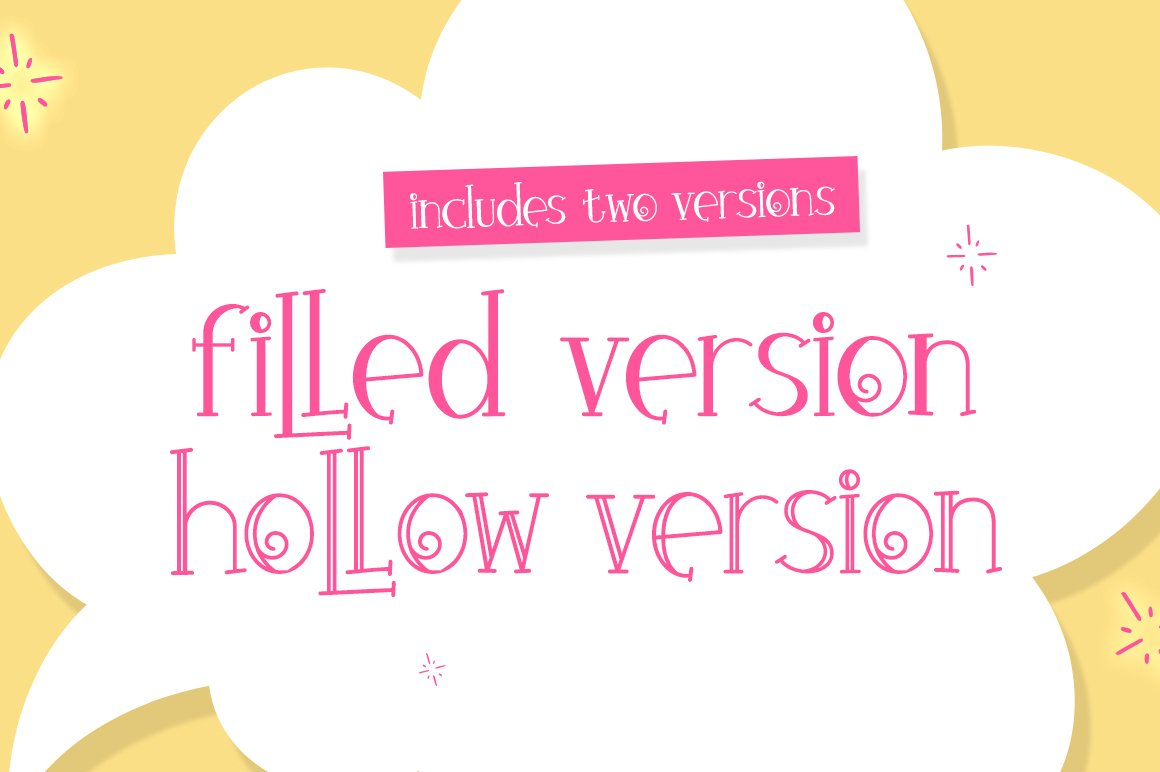Colores Font Duo example image 4
