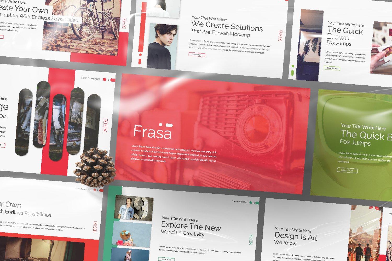 Frasa Business Keynote example image 6