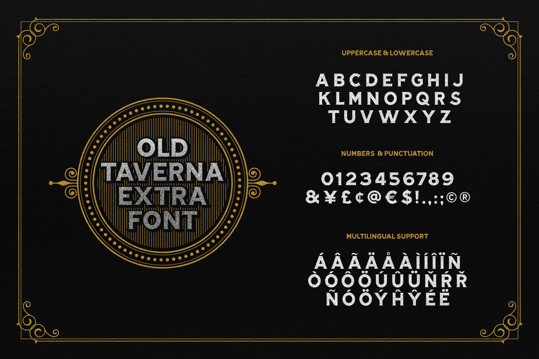 The Sign Shop Font example image 4