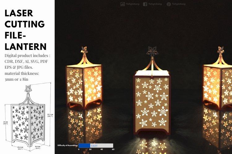 Download Lantern Laser Cut File 975808 Laser Engraving Design Bundles