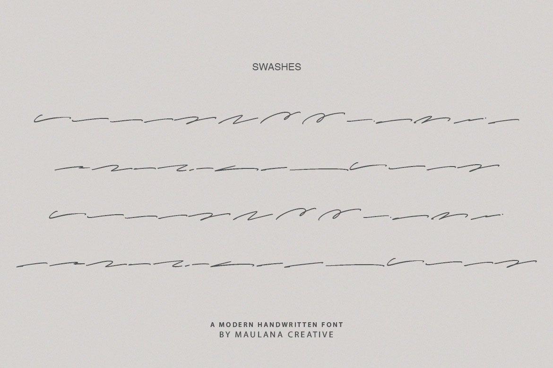 Artlines - Modern Handwritten Font example image 9