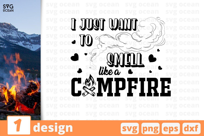Camping Svg Cut File For Cricut Campfire Svg Quote 582542 Cut Files Design Bundles