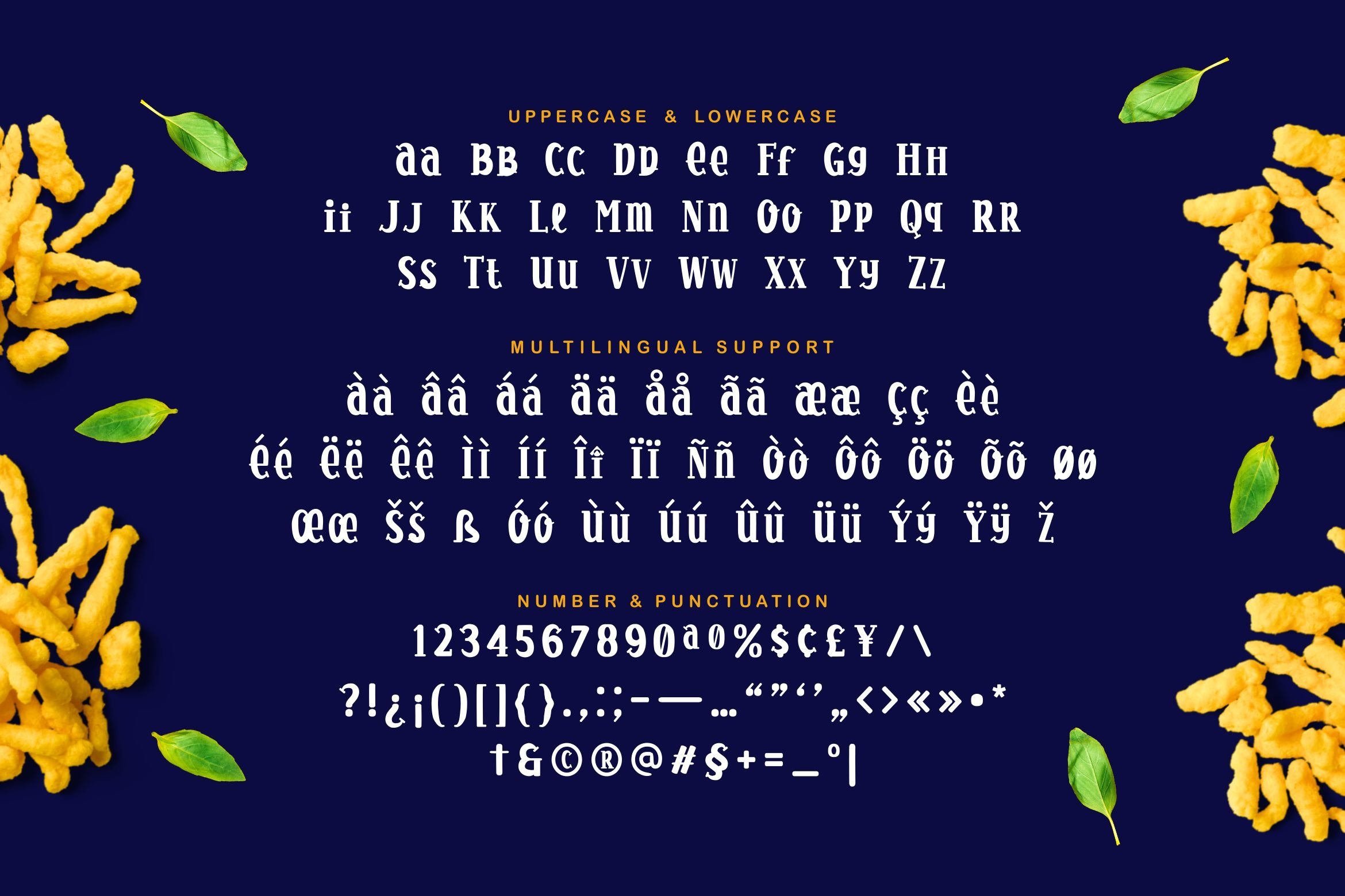 Tarzan - Display Font example image 4