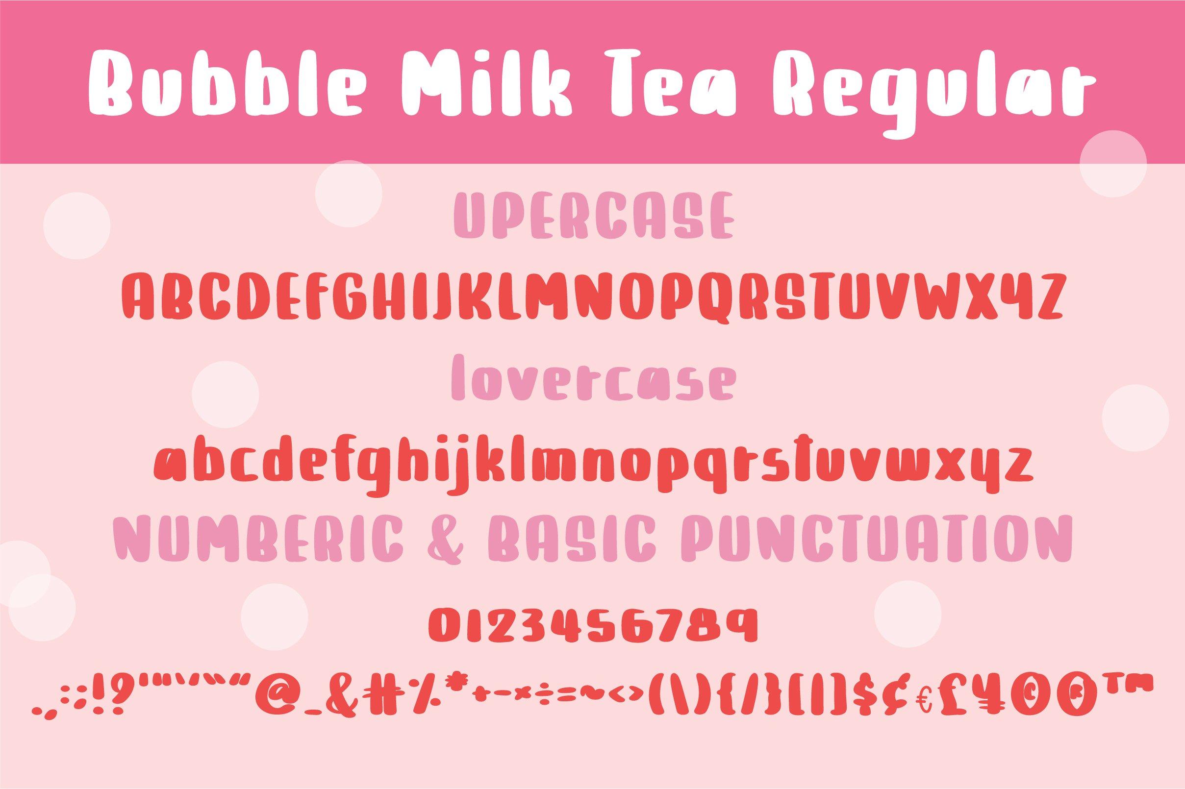 Bubble Milk Tea example image 6