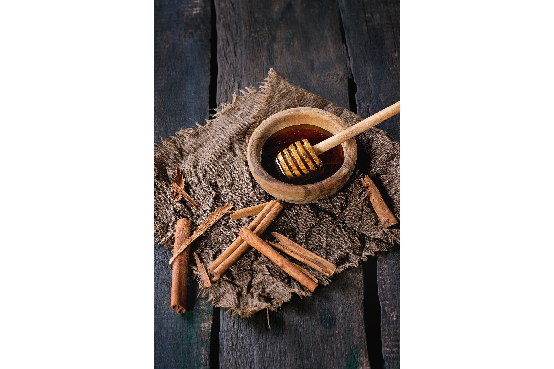 Honey and cinnamon example image 1