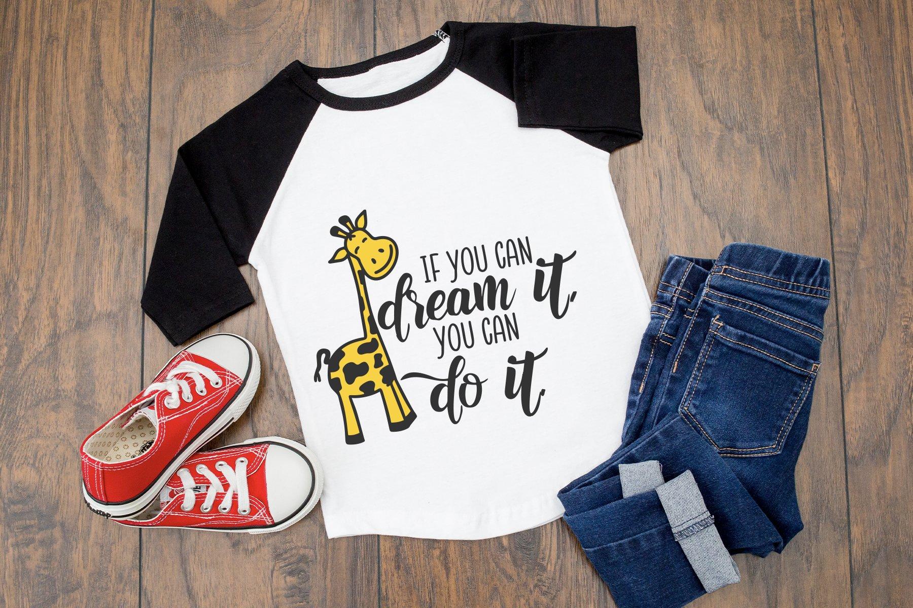 Giraffe SVG | Inspirational SVG example image 2