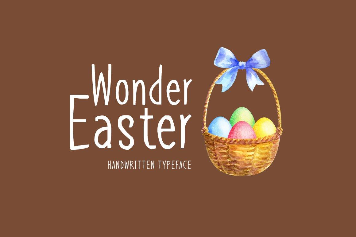 Wonder Easter example image 1