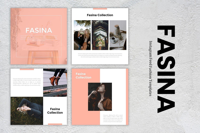 Instagram Feed - Fasina example image 1