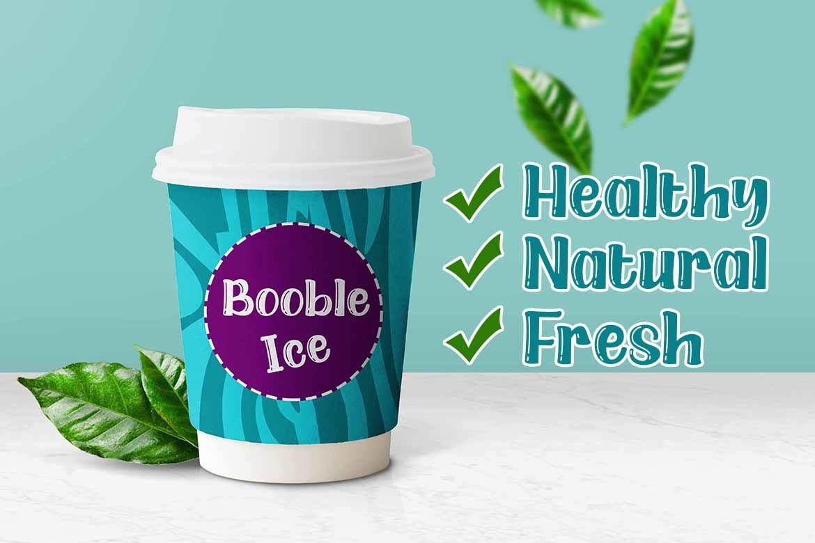 Bubble Jelly | 2 Styles Display Font example image 2