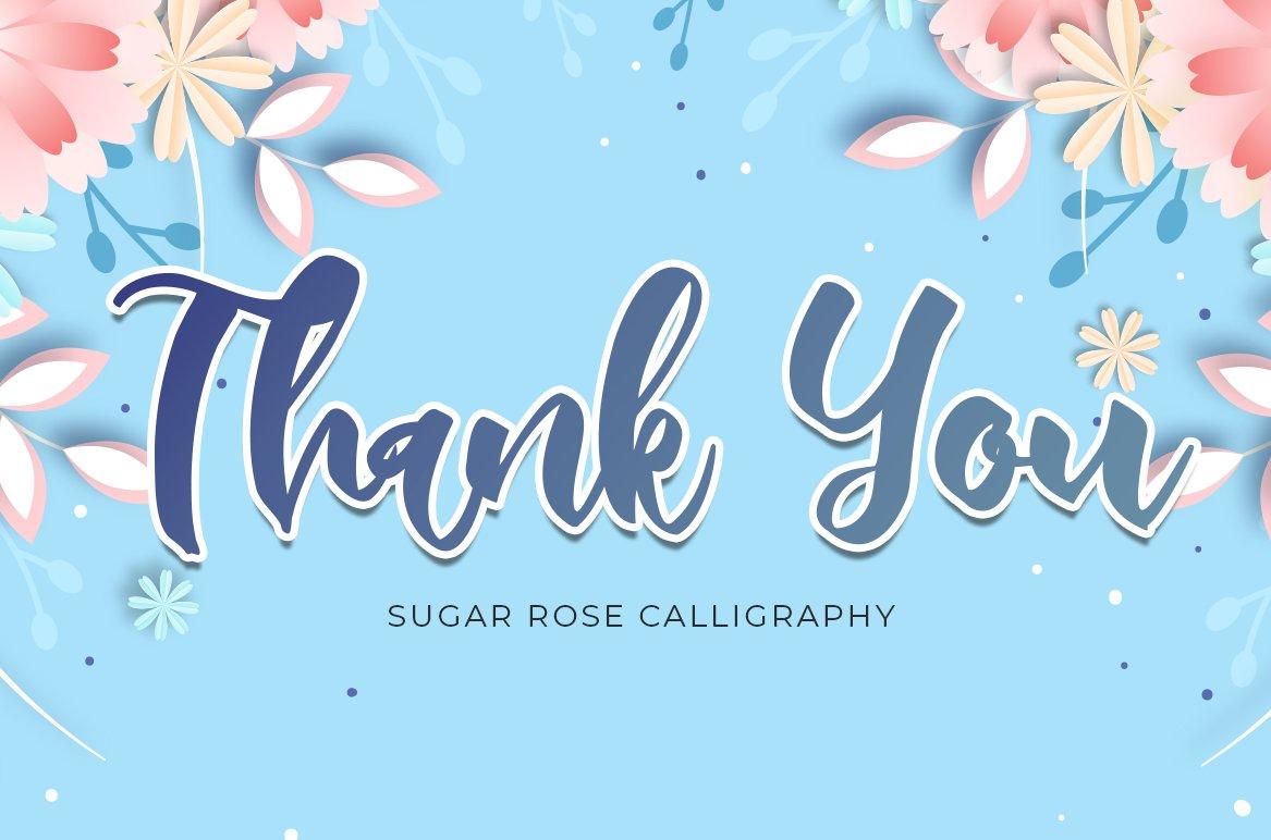Sugar Rose example image 3