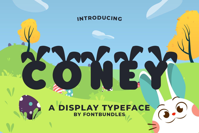 Coney example image 1
