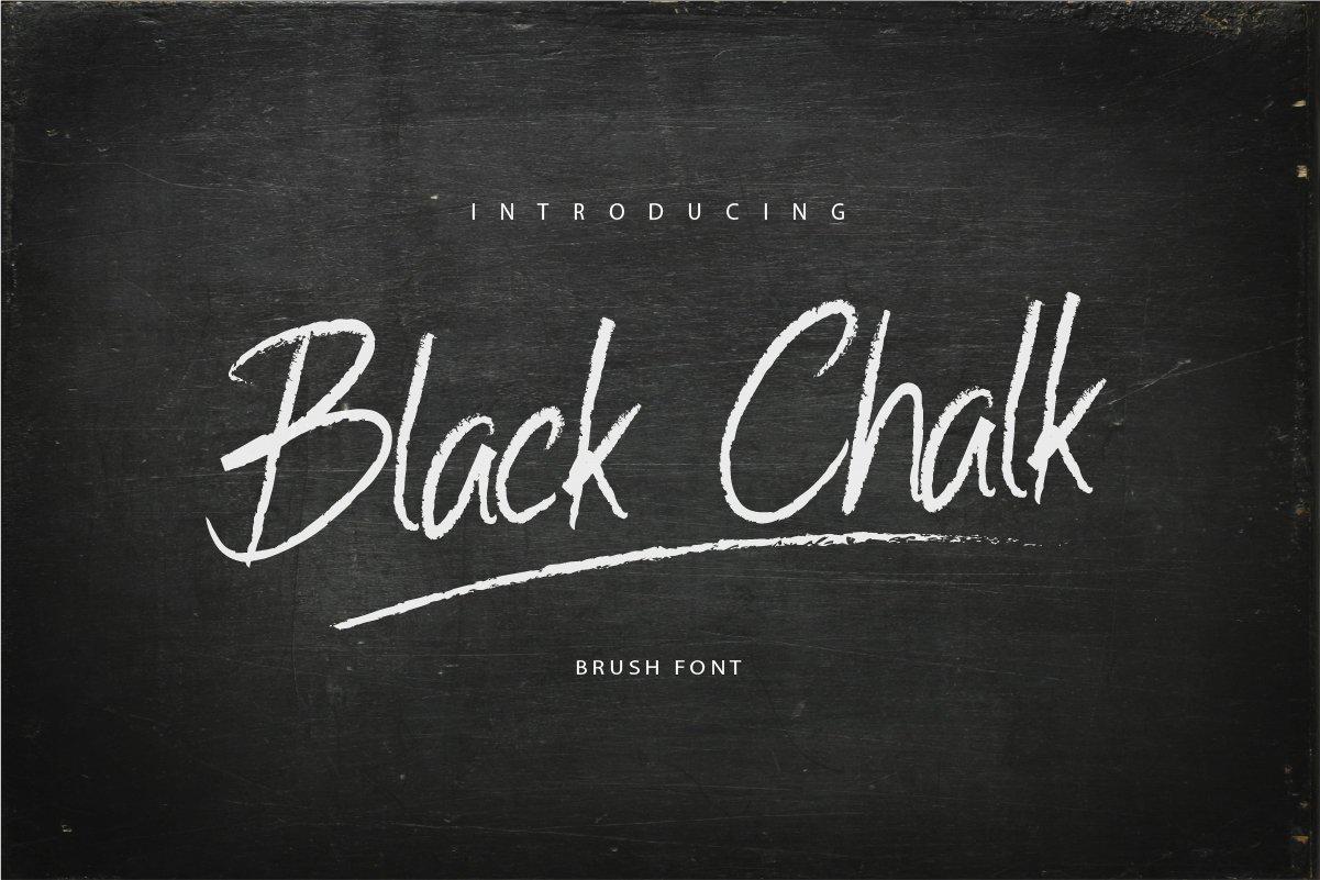 Black Chalk example image 1