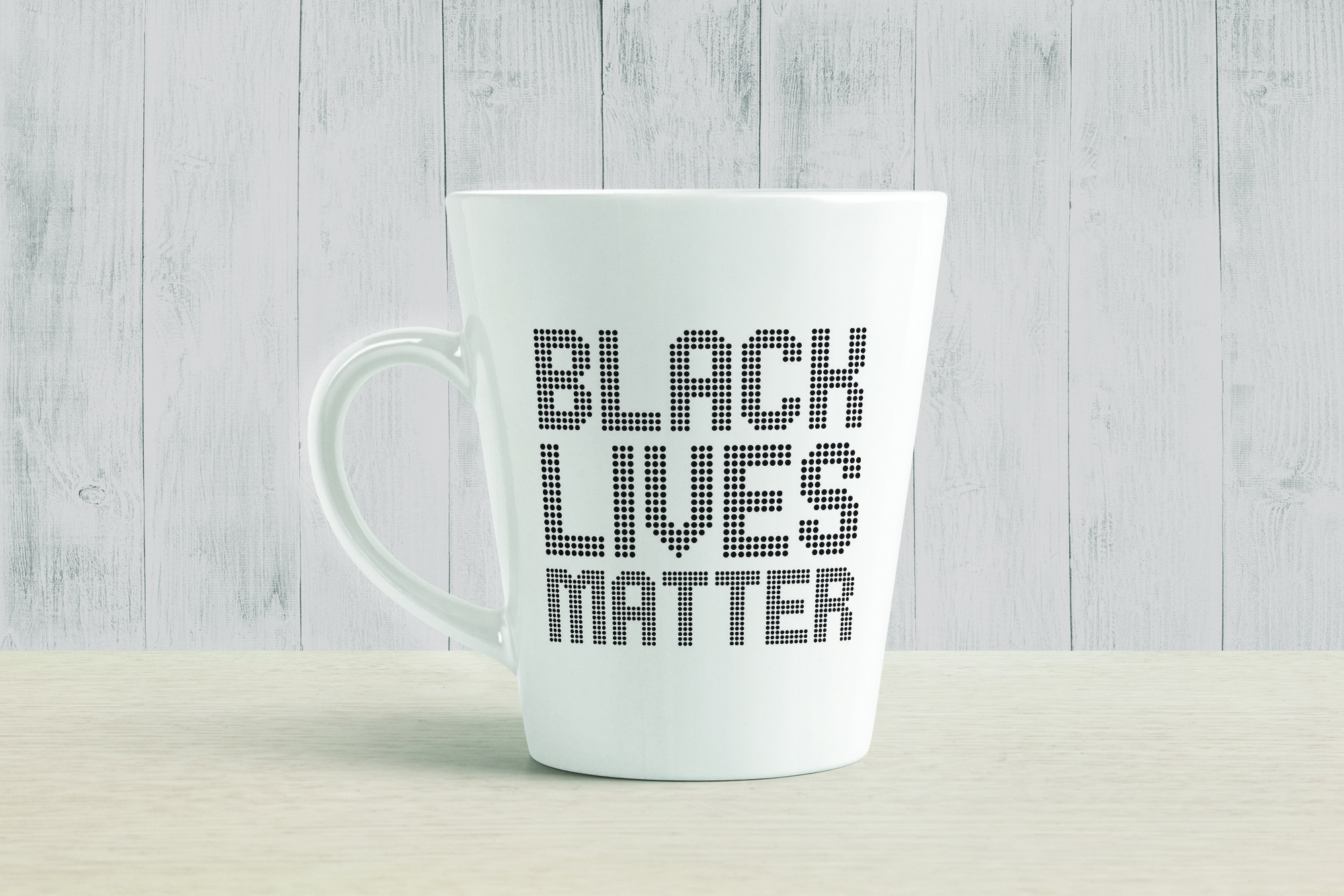 Black Lives Matter SVG, BLM SVG Cut File example image 3