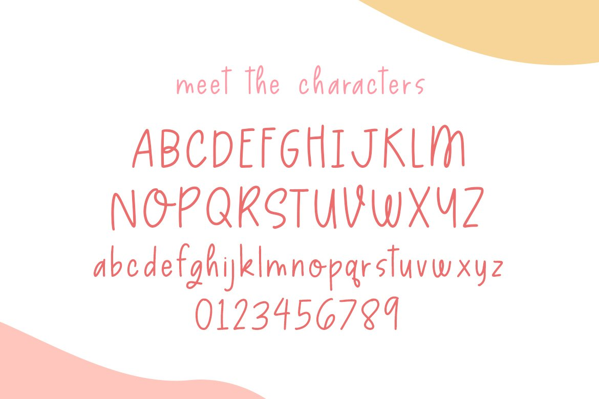 Alone Together Font example image 4