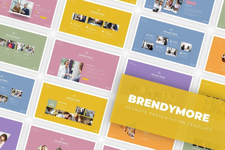 Brendymore - Keynote Template example image 1
