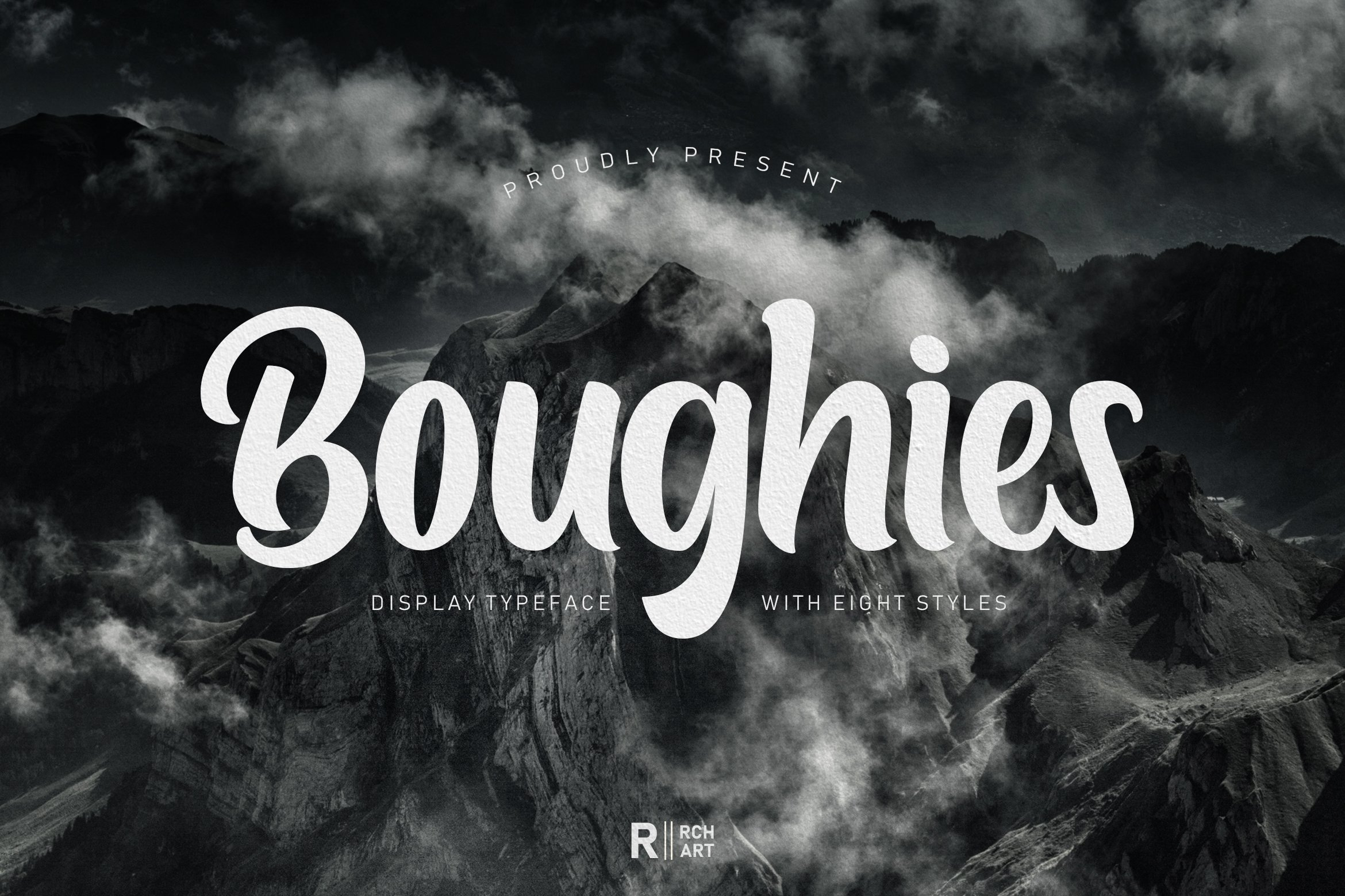 Buy One Get All| BIG FONT BUNDLE example image 13