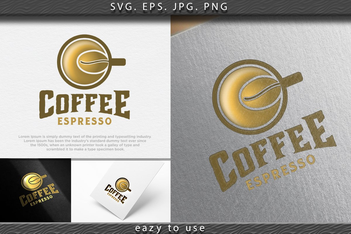Modern Glass Of Coffee Top View Coffee Shop Logo Ideas In 736771 Logos Design Bundles,Cozy Interior Design For Small Living Room