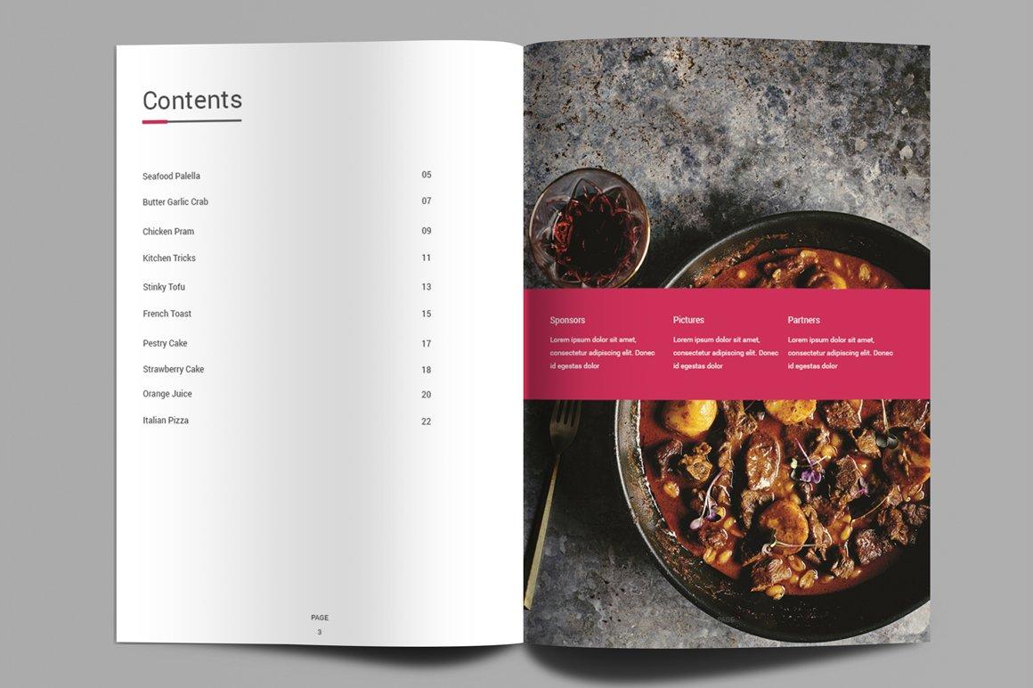 Recipe Book | Cook Book example image 11