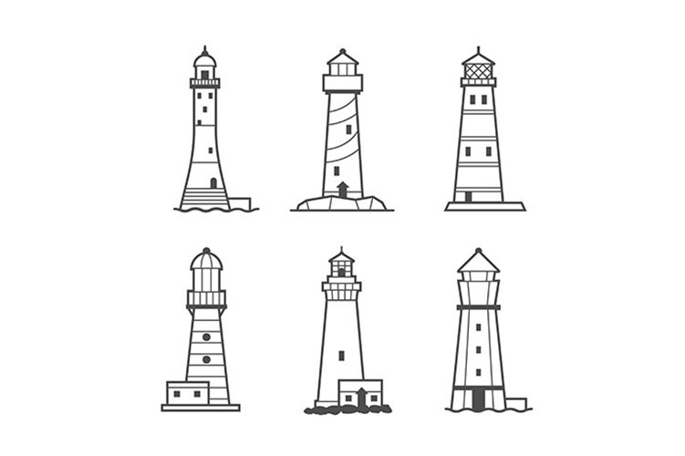 Lighthouse set example image 2