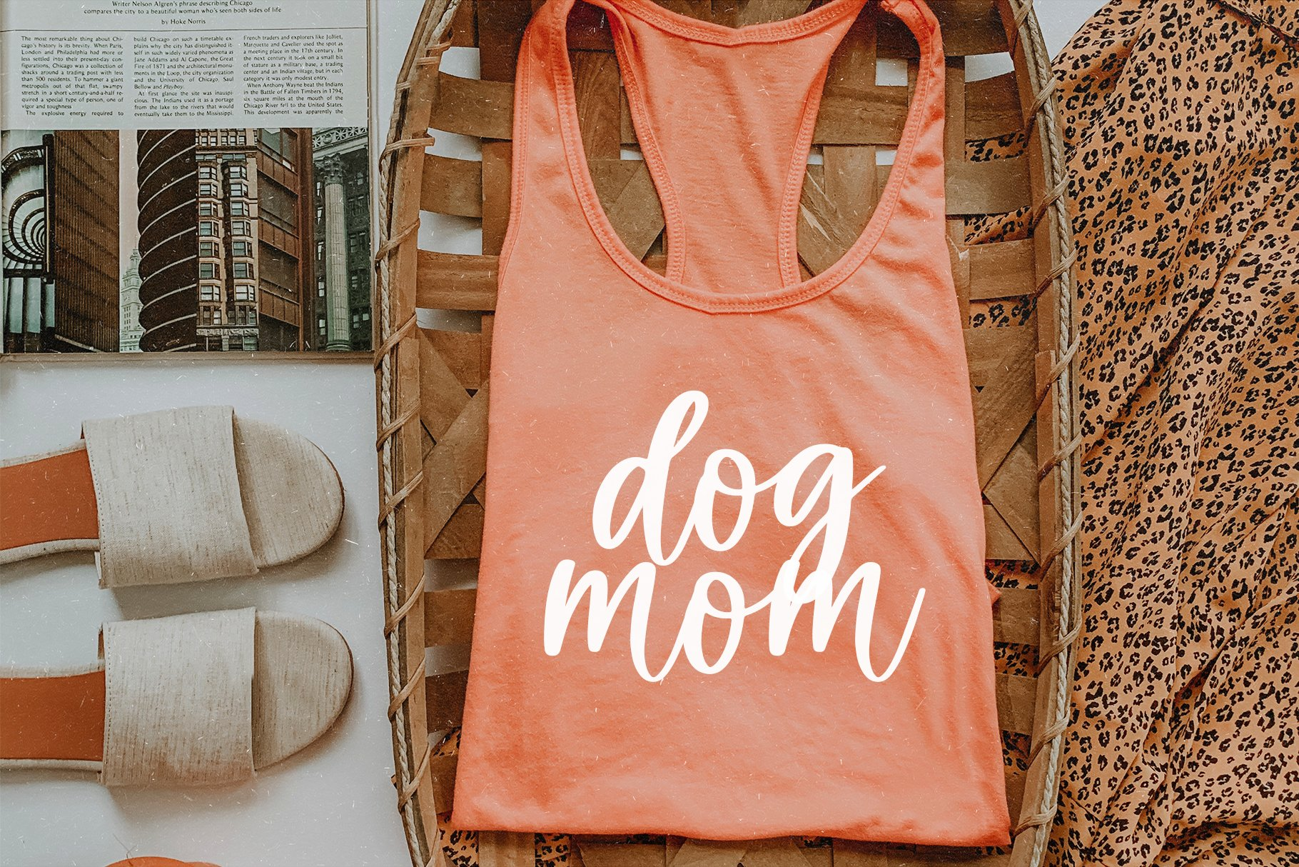 Font Bundle - Handwritten Fonts for Crafters! example image 17