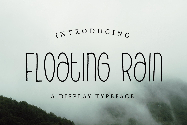 Floating Rain example image 1