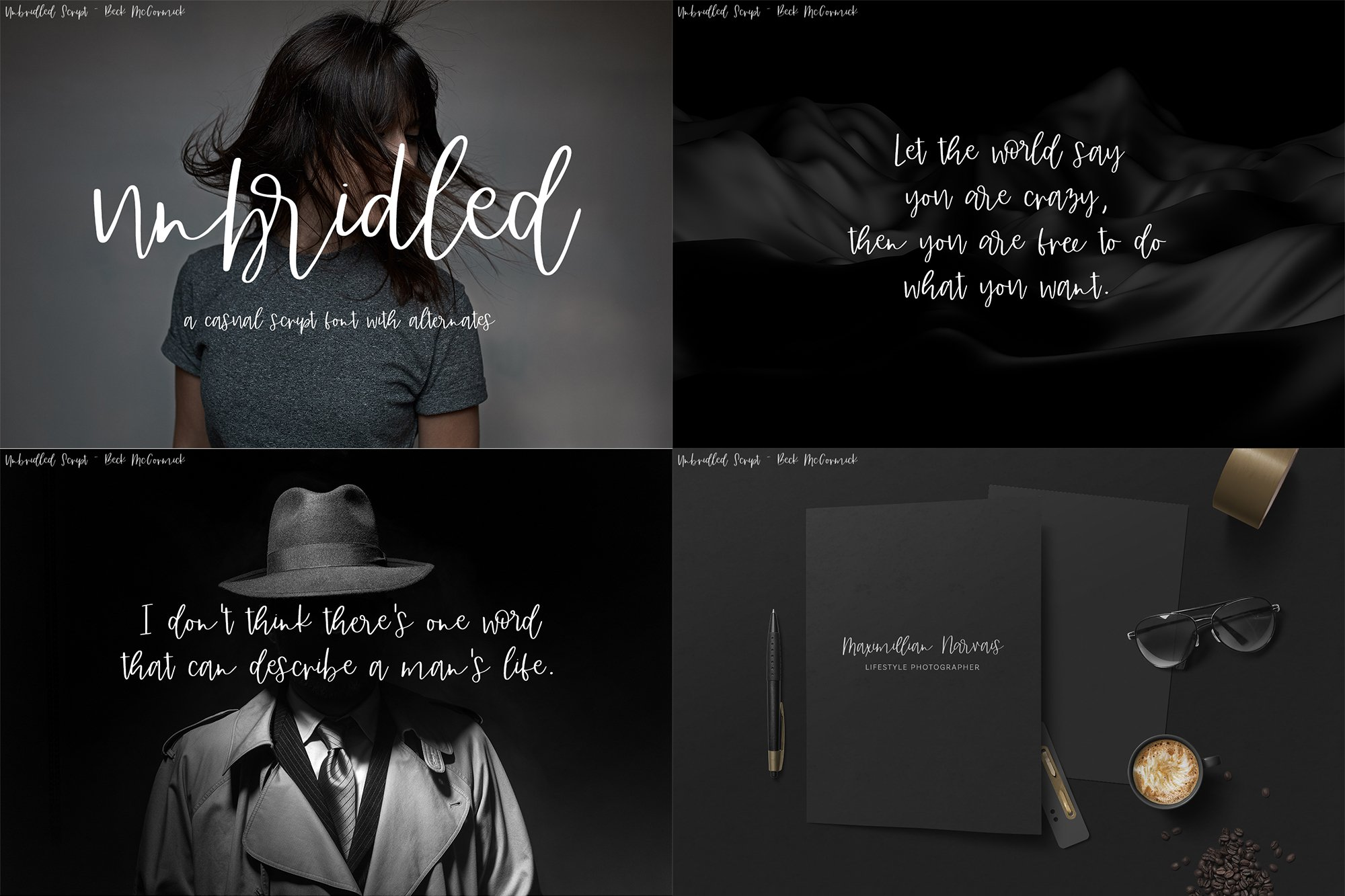 The Handwriting Font Bundle example image 8