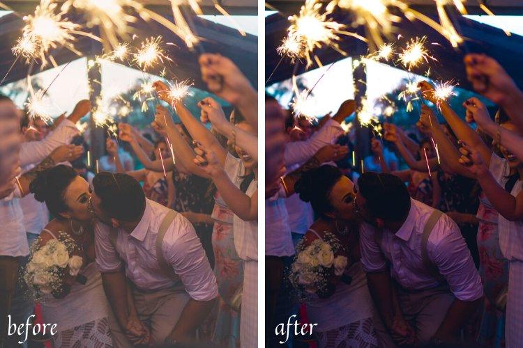 Wedding Mobile and Desktop Lightroom Presets example image 10