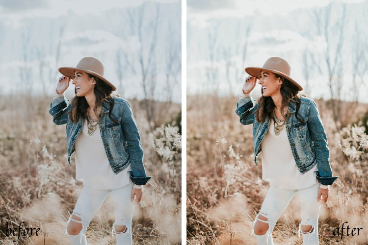 White Everywhere Lifestyle Mobile and Desktop Presets example image 10