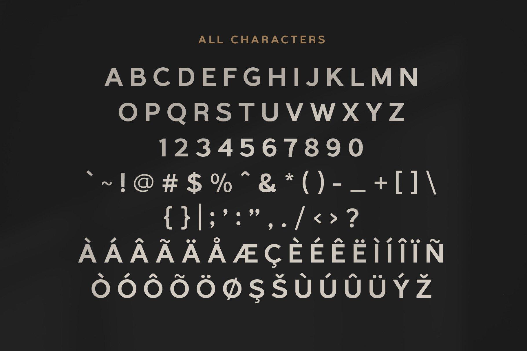 Branden - Casual Sans Serif Font example image 10