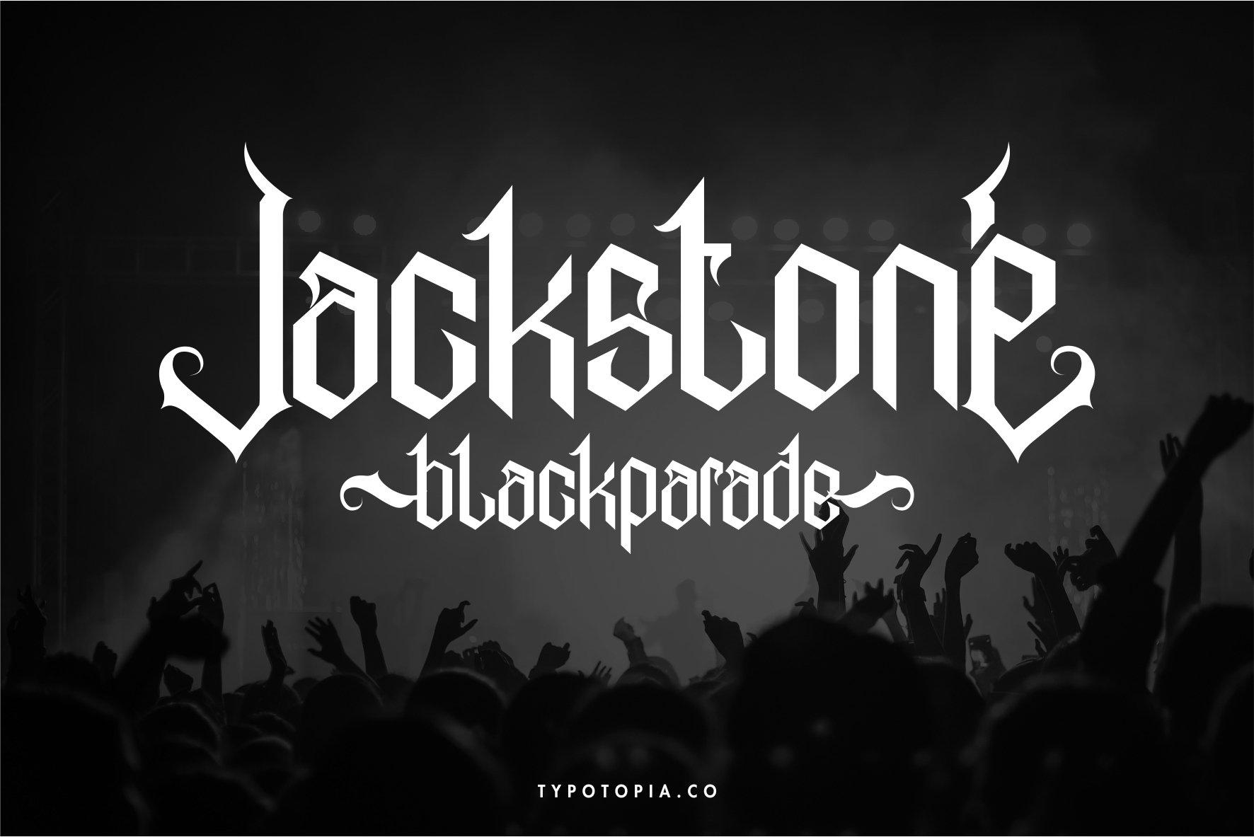 Alabasta - The Blackletter Font example image 2