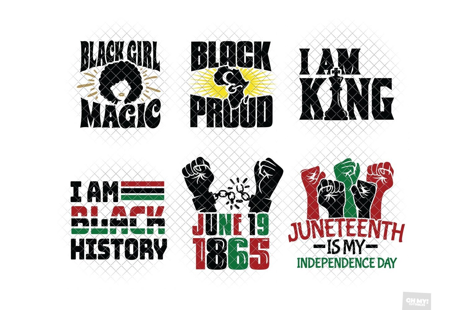 Juneteenth Svg Cut Files Sublimation Png Dxf Eps Jpg 647188 Cut Files Design Bundles