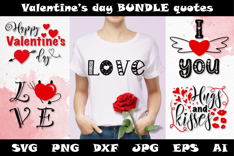 Download Valentine Bundle Svg Cut Files Valentines Day Bundle Quote 1142852 Cut Files Design Bundles