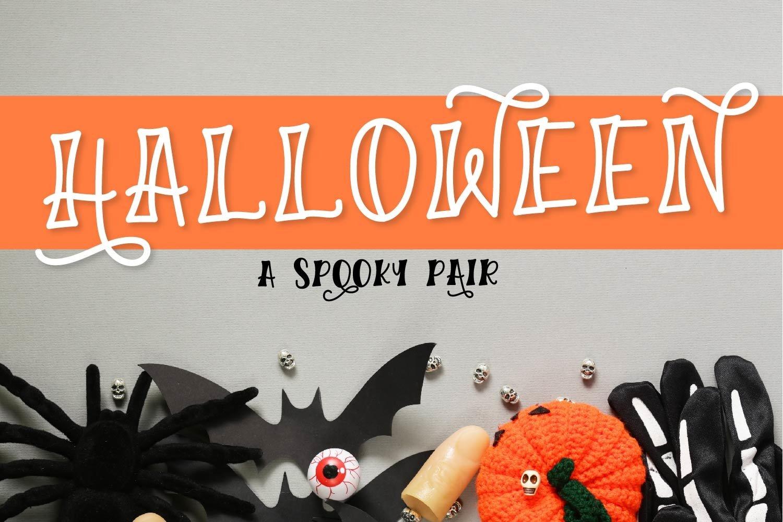 Halloween - A Spooky Halloween Duo! example image 1