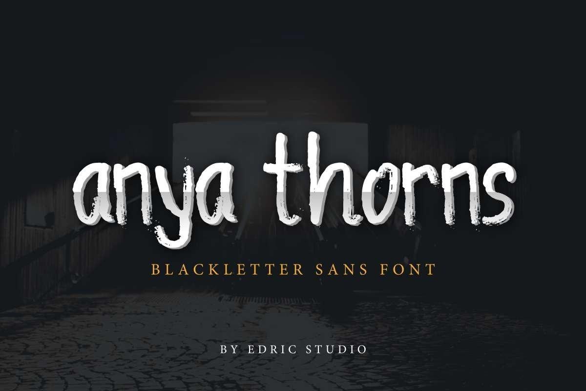 Anya Thorns example image 2