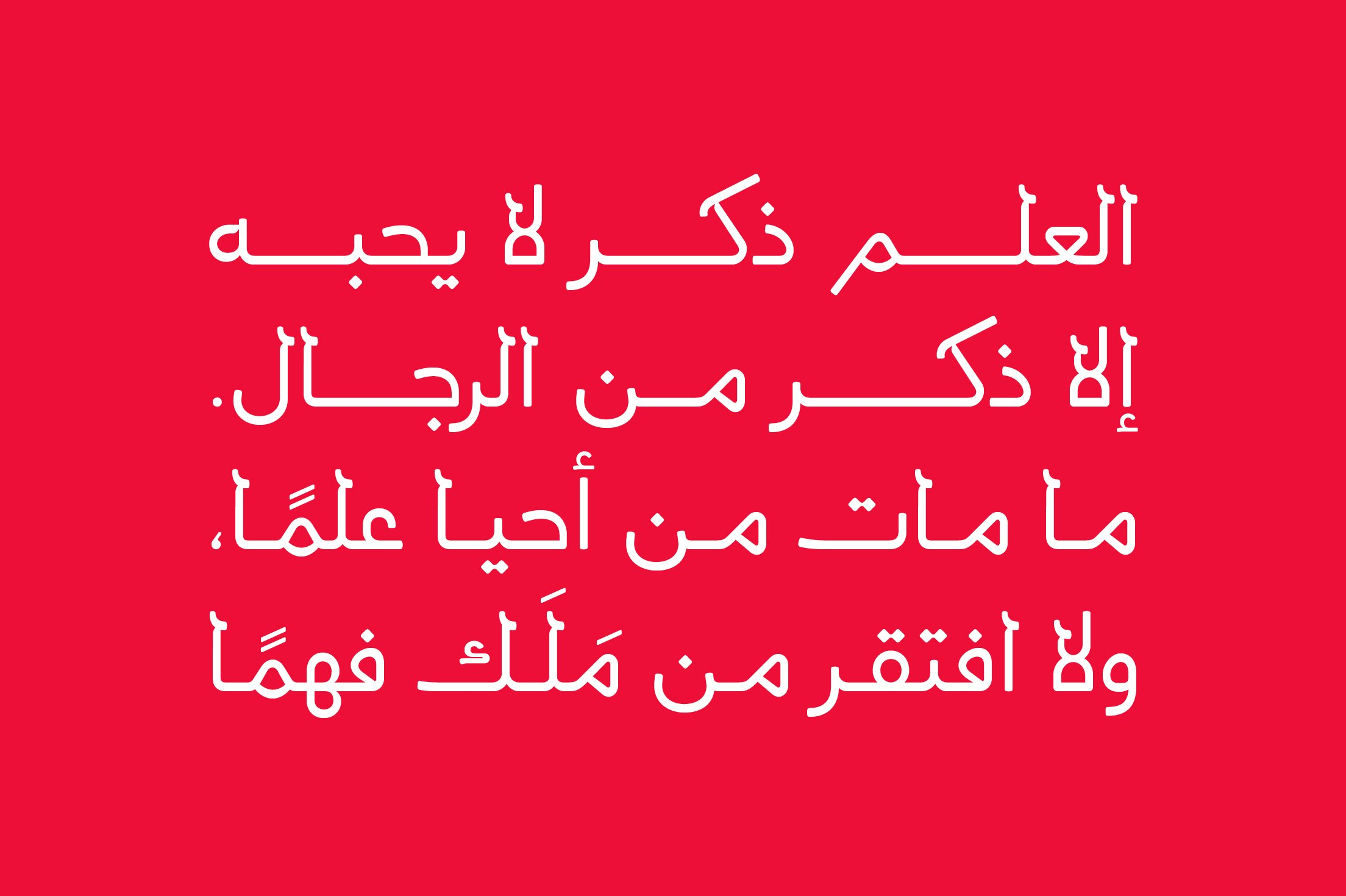Labaqah - Arabic Typeface example image 5