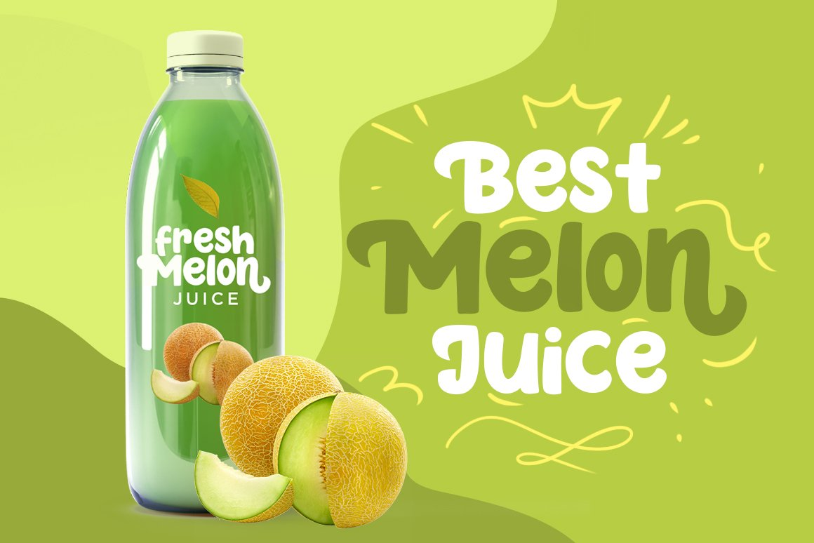 Fresh Melon example image 3