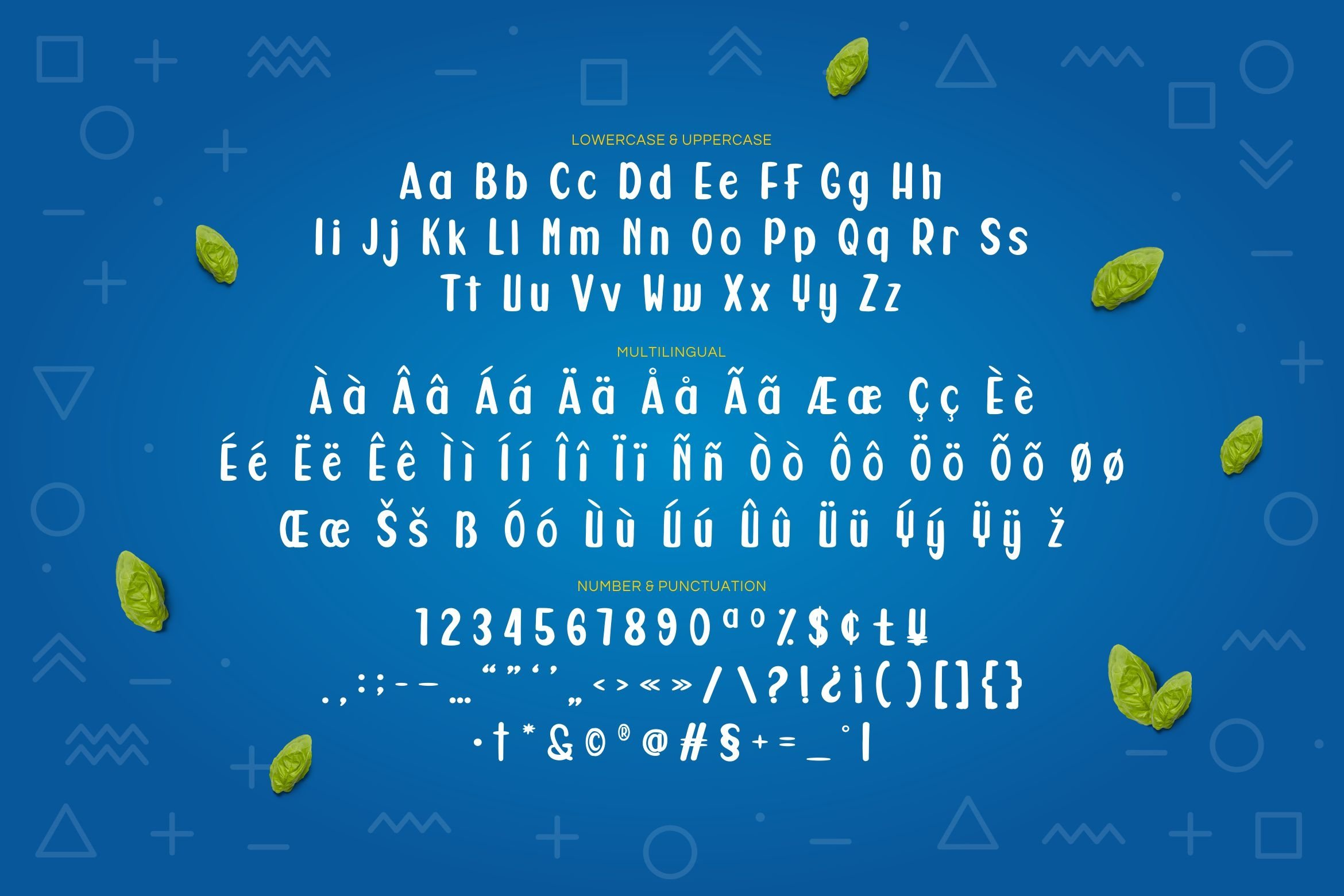 Knowland Display Font example image 5