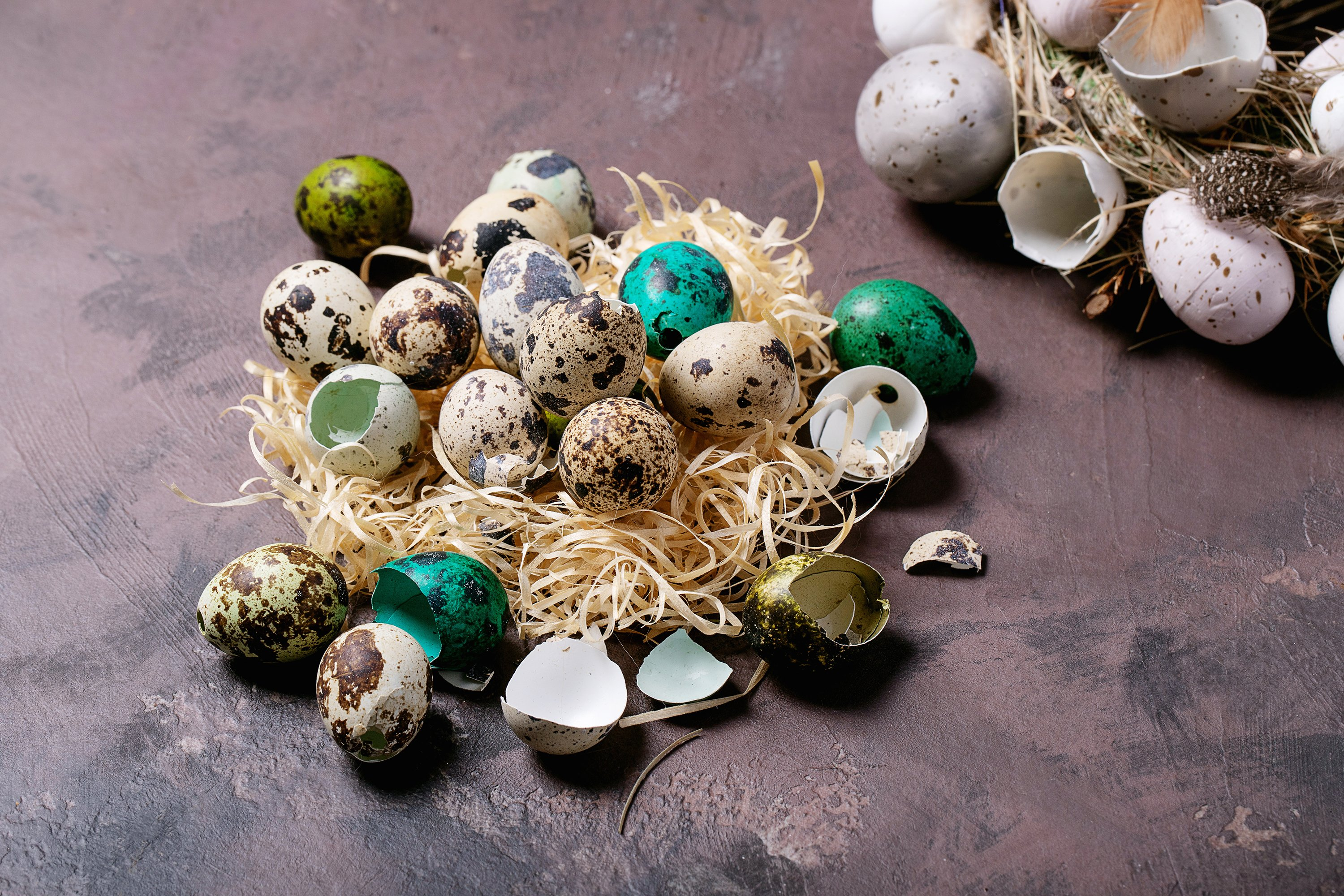 Traditional Easter decoration example image 1
