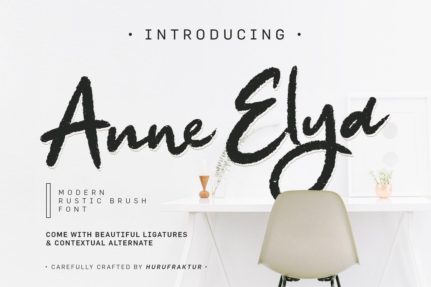 Anne Elya example image 1