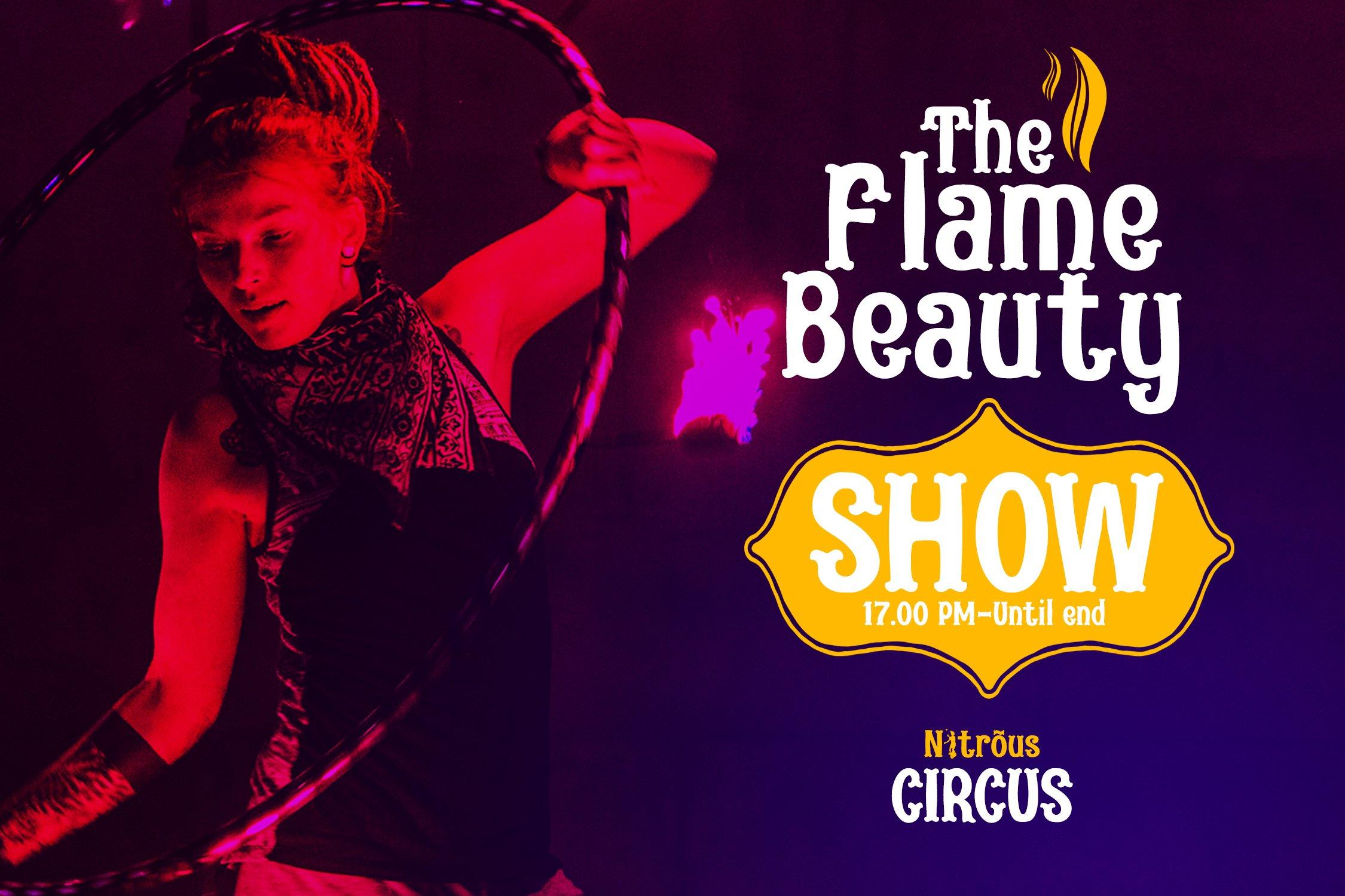 Acrobats - Circus Font example image 4